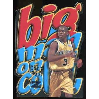 2011/12 Upper Deck Fleer Retro Big Men on Court #11 Chris Paul