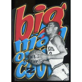 2011/12 Upper Deck Fleer Retro Big Men on Court #13 Walt Frazier