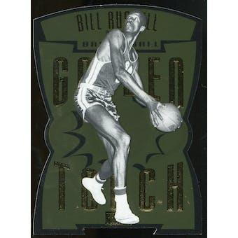 2011/12 Upper Deck Fleer Retro Golden Touch #10 Bill Russell