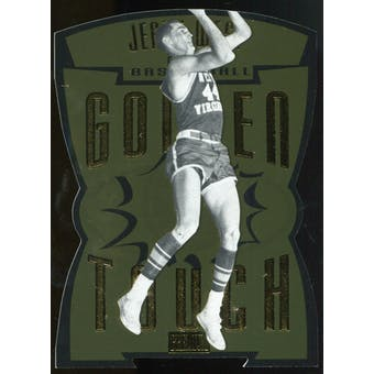 2011/12 Upper Deck Fleer Retro Golden Touch #11 Jerry West