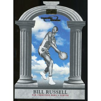 2011/12 Upper Deck Fleer Retro Competitive Advantage #5 Bill Russell