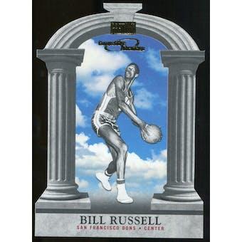 2011/12 Upper Deck Fleer Retro Competitive Advantage #5 Bill Russell