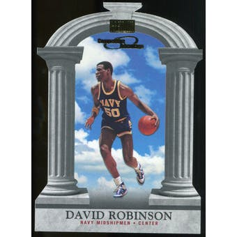 2011/12 Upper Deck Fleer Retro Competitive Advantage #7 David Robinson