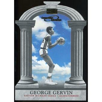 2011/12 Upper Deck Fleer Retro Competitive Advantage #10 George Gervin
