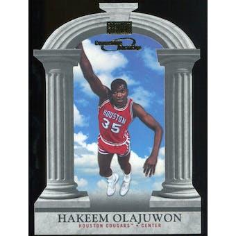 2011/12 Upper Deck Fleer Retro Competitive Advantage #11 Hakeem Olajuwon