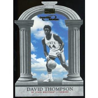 2011/12 Upper Deck Fleer Retro Competitive Advantage #13 David Thompson