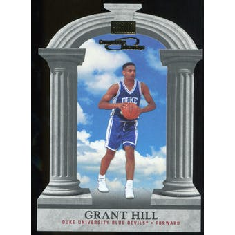 2011/12 Upper Deck Fleer Retro Competitive Advantage #15 Grant Hill