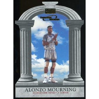 2011/12 Upper Deck Fleer Retro Competitive Advantage #20 Alonzo Mourning