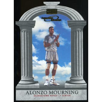 2011/12 Upper Deck Fleer Retro Competitive Advantage #20 Alonzo Mourning