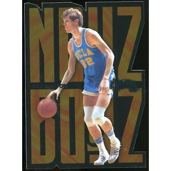 2011/12 Upper Deck Fleer Retro Noyz Boyz #1 Bill Walton