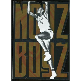 2011/12 Upper Deck Fleer Retro Noyz Boyz #3 Bill Russell
