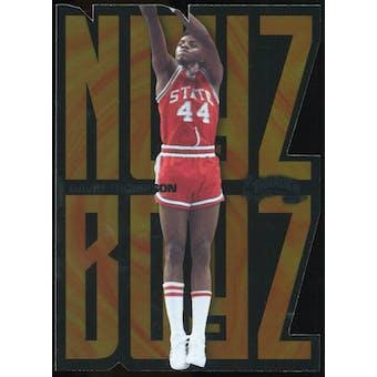 2011/12 Upper Deck Fleer Retro Noyz Boyz #8 David Thompson