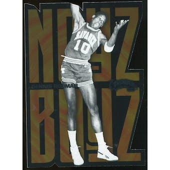 2011/12 Upper Deck Fleer Retro Noyz Boyz #9 Dennis Rodman