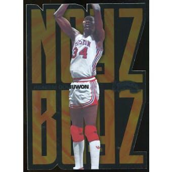 2011/12 Upper Deck Fleer Retro Noyz Boyz #11 Hakeem Olajuwon