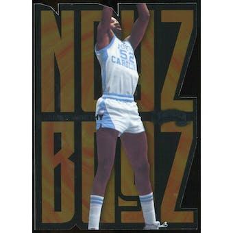 2011/12 Upper Deck Fleer Retro Noyz Boyz #12 James Worthy