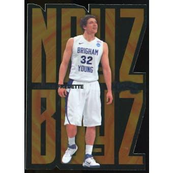 2011/12 Upper Deck Fleer Retro Noyz Boyz #15 Jimmer Fredette