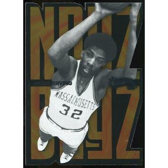 2011/12 Upper Deck Fleer Retro Noyz Boyz #16 Julius Erving