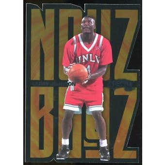 2011/12 Upper Deck Fleer Retro Noyz Boyz #19 Larry Johnson