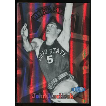 2011/12 Upper Deck Fleer Retro Ultra Stars #14 John Havlicek