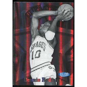 2011/12 Upper Deck Fleer Retro Ultra Stars #17 Dennis Rodman