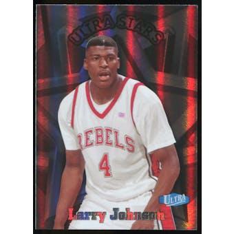 2011/12 Upper Deck Fleer Retro Ultra Stars #18 Larry Johnson