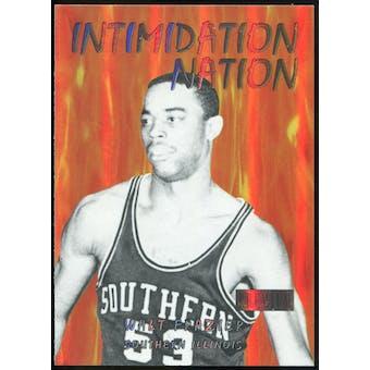 2011/12 Upper Deck Fleer Retro Intimidation Nation #19 Walt Frazier