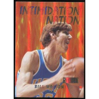 2011/12 Upper Deck Fleer Retro Intimidation Nation #21 Bill Walton