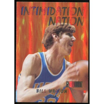 2011/12 Upper Deck Fleer Retro Intimidation Nation #21 Bill Walton