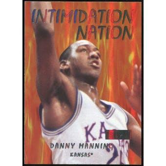 2011/12 Upper Deck Fleer Retro Intimidation Nation #26 Danny Manning