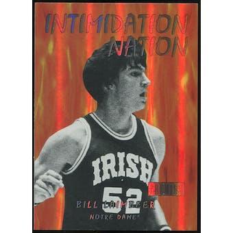 2011/12 Upper Deck Fleer Retro Intimidation Nation #32 Bill Laimbeer