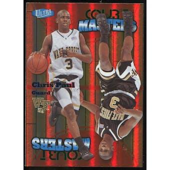 2011/12 Upper Deck Fleer Retro Ultra Court Masters #12 Chris Paul