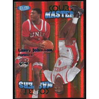 2011/12 Upper Deck Fleer Retro Ultra Court Masters #13 Larry Johnson
