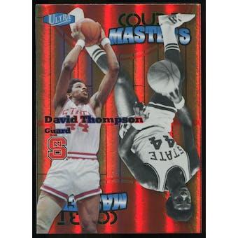 2011/12 Upper Deck Fleer Retro Ultra Court Masters #16 David Thompson