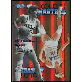 2011/12 Upper Deck Fleer Retro Ultra Court Masters #23 Bill Walton