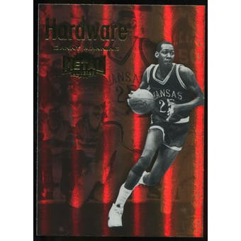 2011/12 Upper Deck Fleer Retro Metal Championship Hardware #5 Danny Manning