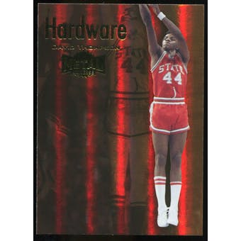 2011/12 Upper Deck Fleer Retro Metal Championship Hardware #6 David Thompson