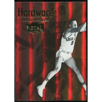 2011/12 Upper Deck Fleer Retro Metal Championship Hardware #15 John Havlicek
