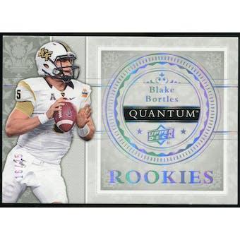 2013 Upper Deck Quantum '14 Draft Picks Silver Spectrum #XRC15 Blake Bortles /25