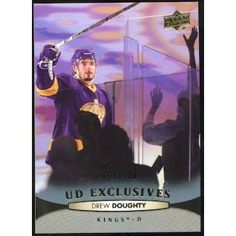 2011/12 Upper Deck Exclusives #113 Drew Doughty /100