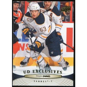 2011/12 Upper Deck Exclusives #184 Tyler Ennis /100