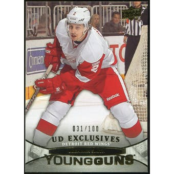 2011/12 Upper Deck Exclusives #467 Brendan Smith YG /100