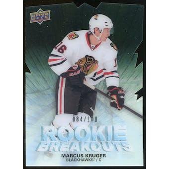 2011/12 Upper Deck Rookie Breakouts #RBMK Marcus Kruger /100