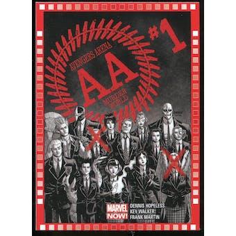 2014 Upper Deck Marvel Now #114 Avengers Arena #1