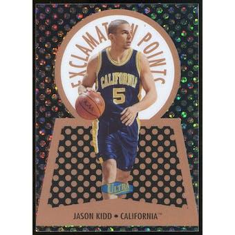 2013/14 Upper Deck Fleer Retro '98 Ultra Exclamation Points #9EP Jason Kidd