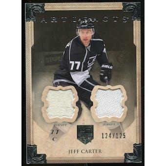2013-14 Upper Deck Artifacts Jerseys #39 Jeff Carter /125