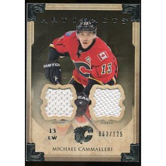 2013-14 Upper Deck Artifacts Jerseys #61 Michael Cammalleri /125