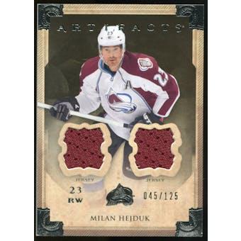 2013-14 Upper Deck Artifacts Jerseys #69 Milan Hejduk /125