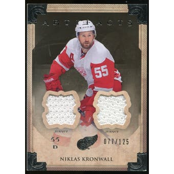 2013-14 Upper Deck Artifacts Jerseys #75 Niklas Kronwall /125