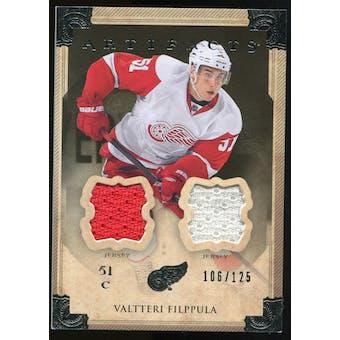 2013-14 Upper Deck Artifacts Jerseys #97 Valtteri Filppula /125