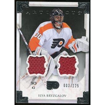 2013-14 Upper Deck Artifacts Jerseys #112 Ilya Bryzgalov G /125